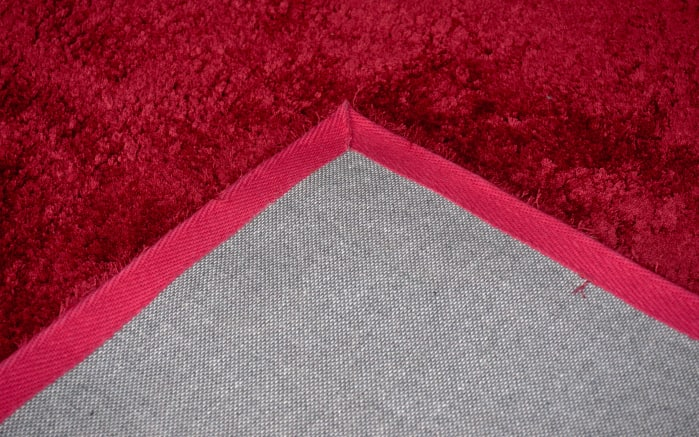 teppich livorno deluxe in rot 70 x 140 cm online bei hardeck kaufen. Black Bedroom Furniture Sets. Home Design Ideas