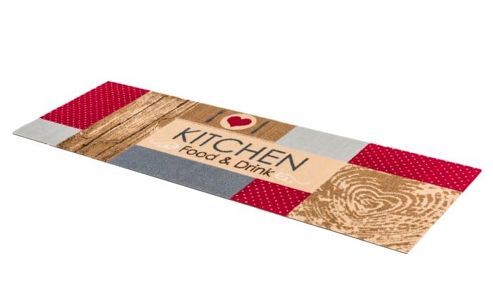 Fußmatte Miabella Kitchen, 50 x 150 cm