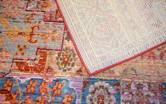 Teppich Shining in multicolor, 140 x 200 cm
