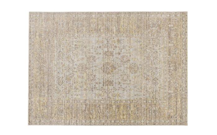 teppich shining in grau gelb 140 x 200 cm online bei hardeck kaufen. Black Bedroom Furniture Sets. Home Design Ideas