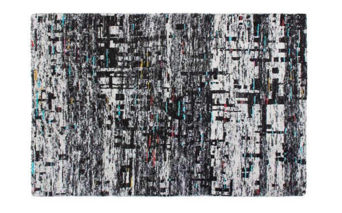 Teppich Queen in graphit, 200 x 290 cm