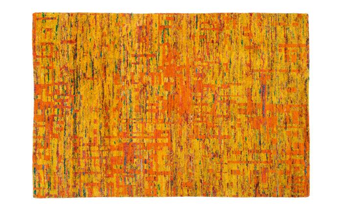 Teppich Queen in gold, 80 x 150 cm