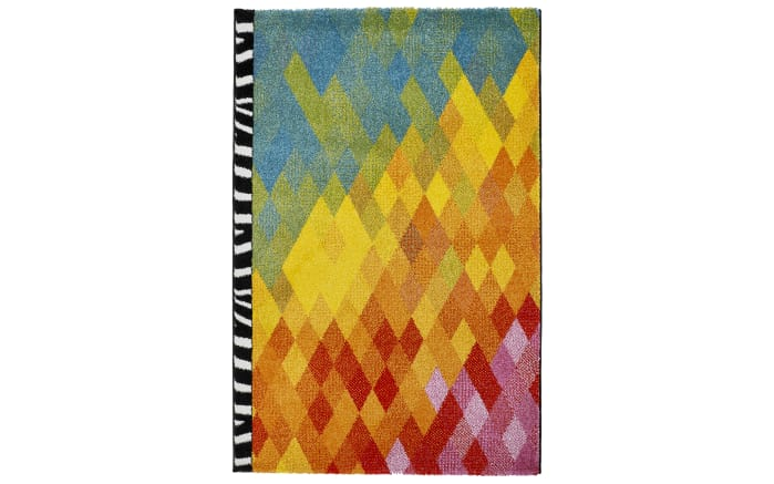 Designteppich my Waikiki 388 in multicolor, 80 x 150 cm