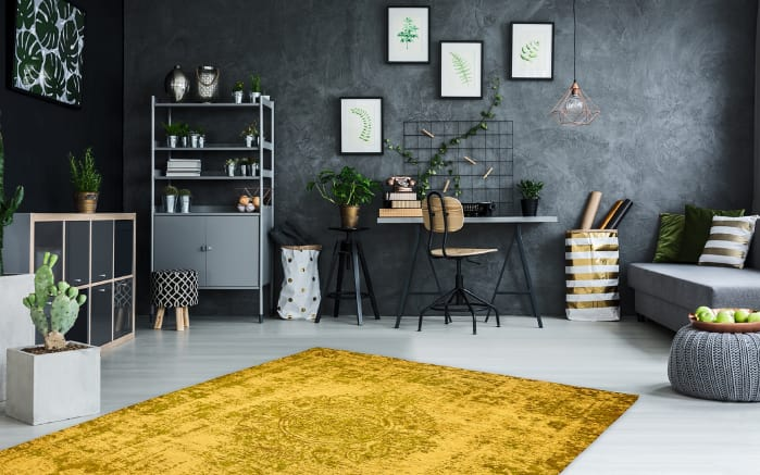 Teppich my Milano 572 in ginger, 155 x 230 cm
