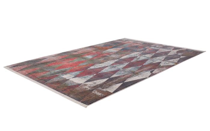 Teppich my Laos in bunt, 80 x 150 cm