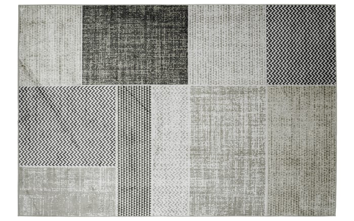 Teppich my Swing in taupe, 80 x 150 cm