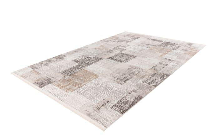 Teppich Akropolis 425 in grau-silber, ca. 80 x 150 cm-03