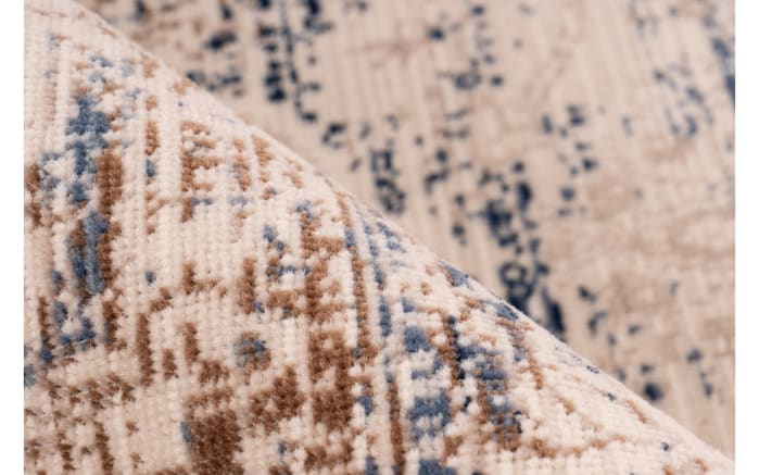 Teppich Anouk 1125 in Creme, 120 x 170 cm