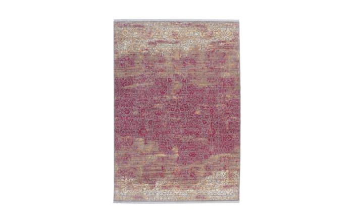 Teppich Antigua 200 in orange/rot, 80 x 150 cm