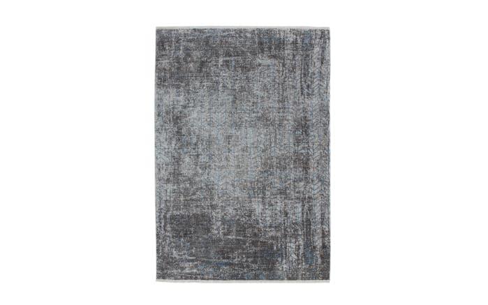 Teppich Antigua 300 in grau-türkis, 120 x 170 cm-01