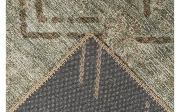 Teppich Antique 325 in khaki, 120 x 180 cm-04