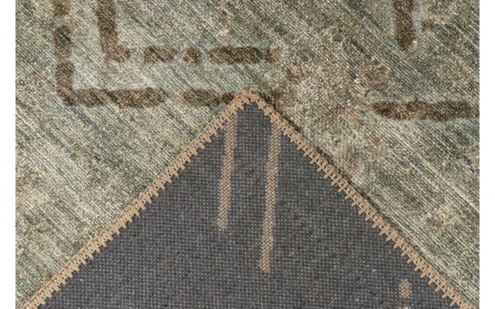 Teppich Antique 325 in khaki, 80 x 150 cm