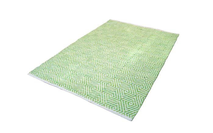 Teppich Aperitif 310 in grün, 80 x 150 cm