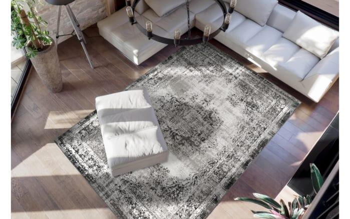 Teppich Ariya 225 in anthrazit, 80 x 150 cm-02