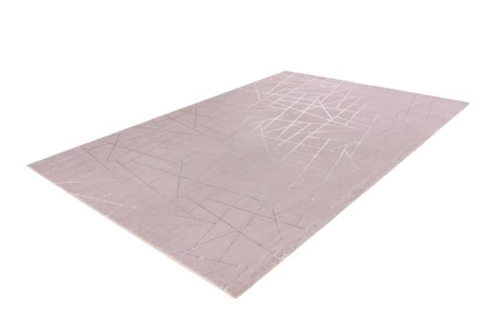 Teppich Bijou 125 in taupe/silber, ca. 120 x 170 cm-04