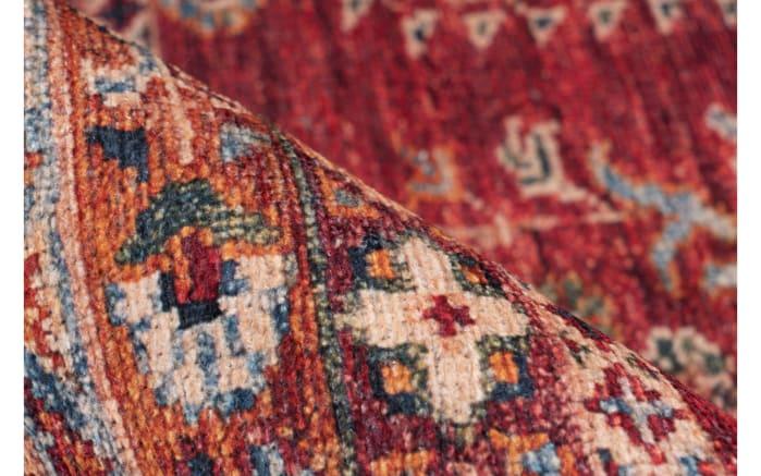 Teppich Faye 325 in multi/rot, ca. 75 x 150 cm-04