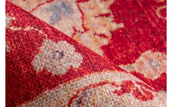 Teppich Faye 625 in rot, ca. 110 x 180 cm-04