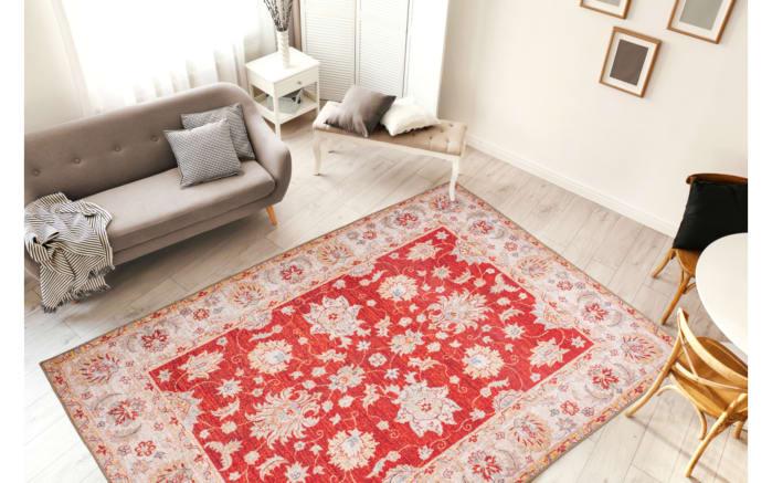 Teppich Faye 625 in rot, ca. 110 x 180 cm-02
