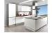 Einbauküche Lux in weiß