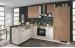 Einbauküche IP1200 in magnolie