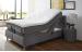 Motor-Boxspringbett Comfort in grau