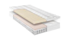 Matratze Flex Komfort 500T in 90 x 200 cm, H2