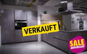 Einbauküche Quadro, AUSSTELLUNGSKÜCHE Münster-Senden