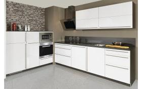 Einbauküche Arctica in weiß