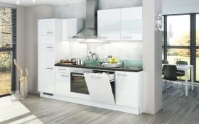 Einbauküche Eco in weiß