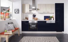 Einbauküche Flash in blau