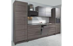 Einbauküche Structura in Eiche-Nachbildung