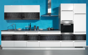 Einbauküche Highlight in weiß