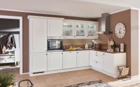 Einbauküche Chalet in Magnolia matt, Leonard Geschirrspüler LV1526