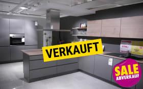 Einbauküche Sigma Lack, AUSSTELLUNGSKÜCHE Münster-Senden
