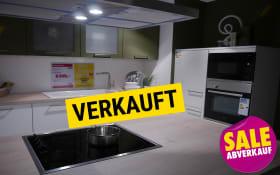Einbauküche Soft Lack, AUSSTELLUNGSKÜCHE Münster-Senden