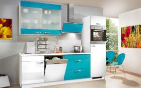 Küche Win in weiß matt