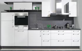 Einbauküche Neo in weiß