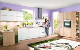 Einbauküche Faro in weiß