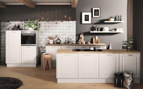 Einbauküche Breda in weiß, inklusive Neff Elektrogeräte