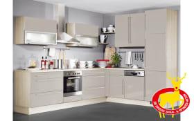 Einbauküche IP4000 in champagner, Siemens-Geschirrspüler