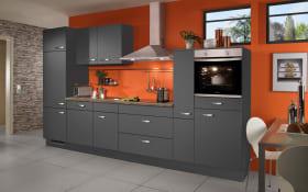 Einbauküche IP1200 in graphit