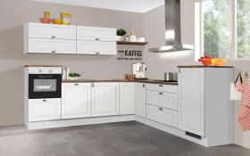 Einbauküche IP 4150 in weiß