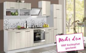 Einbauküche PN 100 in Pinie-Optik, Miele-Geschirrspüler