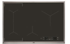 Induktionskochfeld IAE 84881 XB, Breite ca. 80 cm