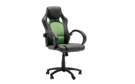 Bürosessel Ricky in schwarz/grün