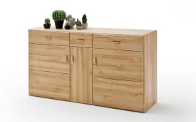Sideboard Florenz in Eiche-Optik