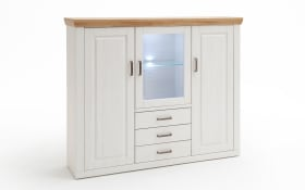Highboard Brixen in Pinie-Aurelio-Optik