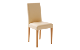 Stuhl Fix in beige
