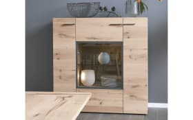Highboard 2004 in Wildeiche-Furnier