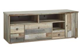 TV-Unterteil Bonanza in Driftwood-Optik